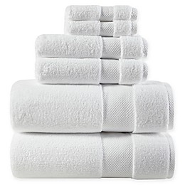 Madison Park Signature 6-Piece Splendor Bath Towel Set