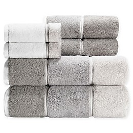 Caro Home Horizontal Bands 6-Piece Towel Set