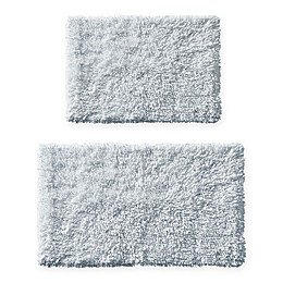 Madison Park Elements Organic Cotton 2-Piece Bath Rug Set
