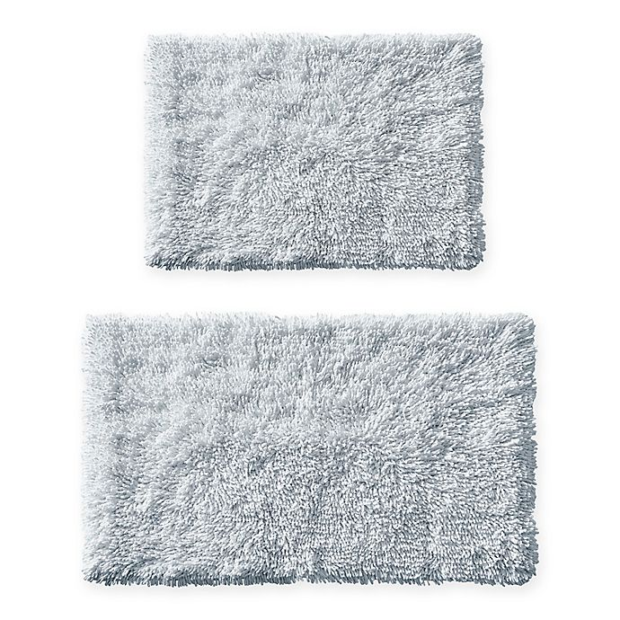 Alternate image 1 for Madison Park Elements Organic Cotton 2-Piece Bath Rug Set