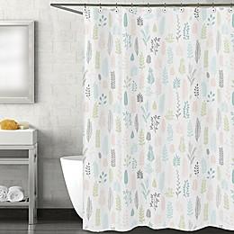 Sweet Jojo Designs Leaf Shower Curtain