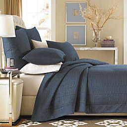 Real Simple® Dune Pillow Shams in Ink