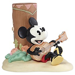 Precious Moments® Disney® Mickey Mouse Ukulele Figurine