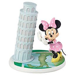 Precious Moments® Disney® Minnie Mouse Tower of Pisa Figurine