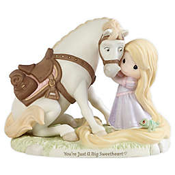 Precious Moments® Disney® Tangled Just a Sweetheart Rapunzel and Maximus Figurine