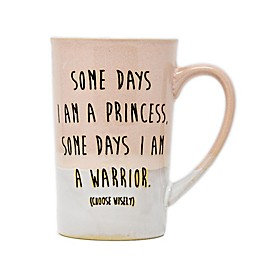 Boston Warehouse Princess Warrior 17 oz. Coffee Mug
