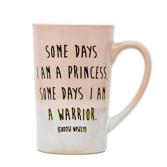 Alternate image 1 for Boston Warehouse Princess Warrior 17 oz. Coffee Mug