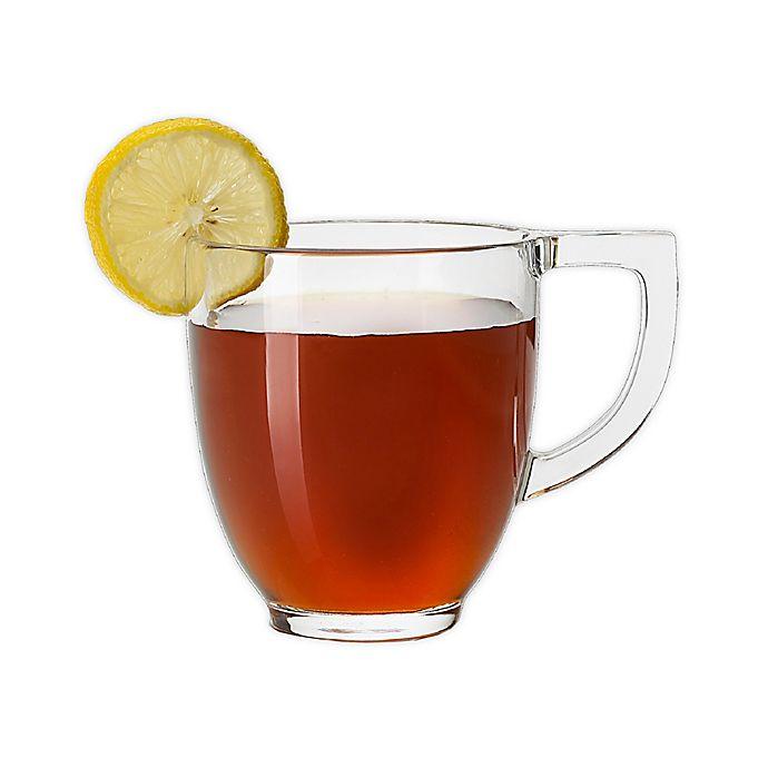Alternate image 1 for Luminarc Cambridge 14 oz. Glass Coffee Mug