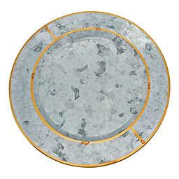 Saro Lifestyle Sousplat Charger Plates (Set of 4)