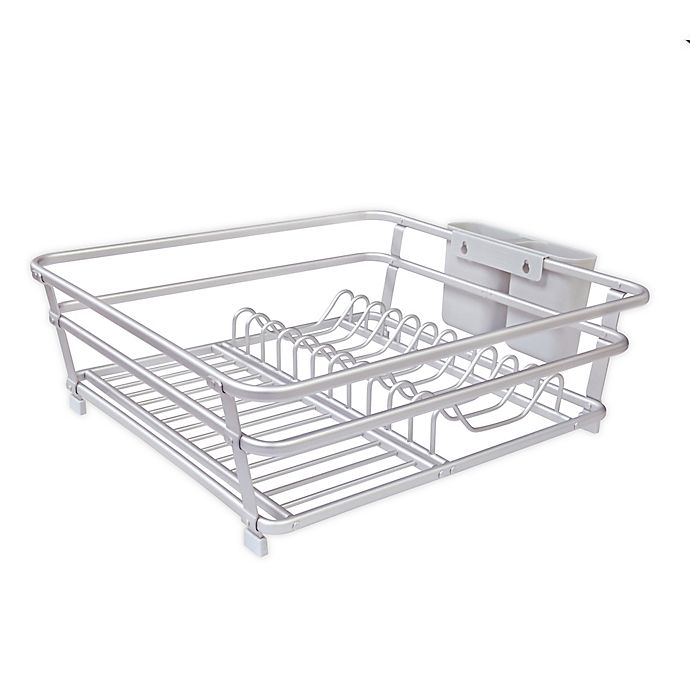 Alternate image 1 for ORG Aluminum Dish Rack