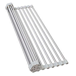 ORG Aluminum Over-the-Sink Drying Rack in Grey