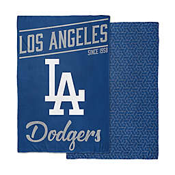 MLB Dodgers 6 lb.  Quilted Weighted Blanket