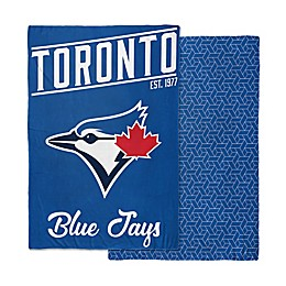 MLB Blue Jays  6 lb.  Quilted Weighted Blanket