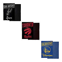 NBA Reversible 6 lb.  Quilted Weighted Blanket Collection