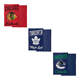 NHL Reversible 6 lb.  Quilted Weighted Blanket Collection