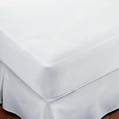 Sleep Safe™ Premium Mattress Protector in White