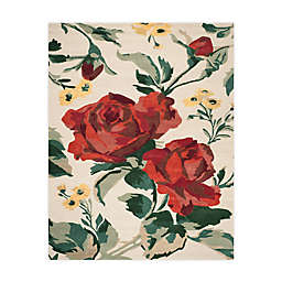 Martha Stewart by Safavieh 8' x 10' Rose Chintz Area Rug in Multi