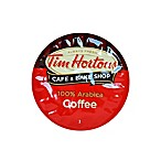 18-Count Tim Hortons™ Coffee for Single Serve Coffee Makers