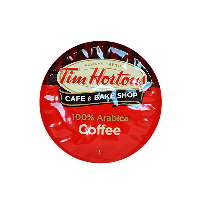Alternate image 1 for 18-Count Tim Hortons™ Coffee for Single Serve Coffee Makers