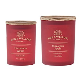 Bee & Willow™ Home Mulled Apple Cider Jar Candle Collection