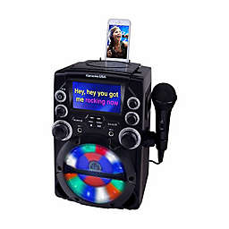 Karaoke USA CDG Karaoke System with 4.3-Inch Color TFT Screen