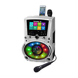 "Karaoke USA All-In-One Wi-Fi Karaoke System with 7"" LCD Touch Screen"