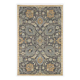 """KAS Ria Morris 5'3"""" x 7'7"""" Area Rug in Taupe"""