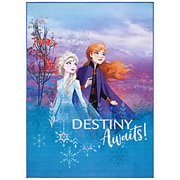 Disney® Frozen 2 Destiny Rug in Blue