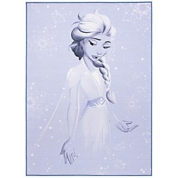 Disney® Frozen 2 Elsa Rug in Lavender