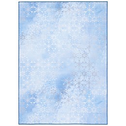 Disney® Frozen 2 Courage Rug in Light Blue