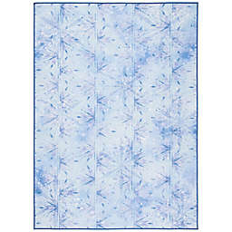 Disney® Frozen 2 Element Rug in Light Blue