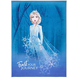 Disney® Frozen 2 Journey Rug in Blue