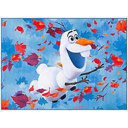 Disney® Frozen 2 Olaf Rug in Blue
