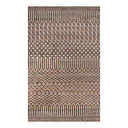 Momeni® Atlas Hand-Knotted Rug in Brown