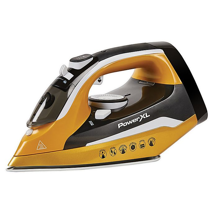 Alternate image 1 for Power XL Cordless Iron and Steamer