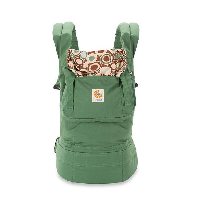 3dddbc5b335 Ergobaby™ Organic Collection Baby Carrier in River Rock