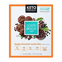 South Beach Diet® 5-Count Keto-Friendly Double Chocolate Cookie Bites