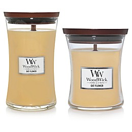 WoodWick® Oat Flower Hourglass Jar Candle Collection