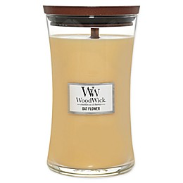 WoodWick® Oat Flower Large Hourglass Jar Candle
