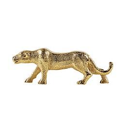 Madison Park Jaguar Animal Object in Gold