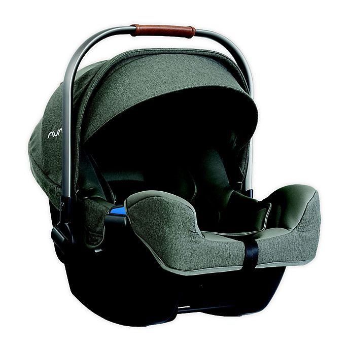 Alternate image 1 for PIPA™ by Nuna® Infant Car Seat with Base in Granite