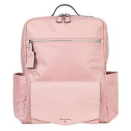 TWELVElittle Peek-A-Boo Diaper Backpack in Blush