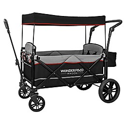 WonderFold Wagon X2 Double Stroller Wagon