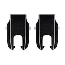 Silver Cross Tandem Wave/Coast Car Seat Adapters in Black