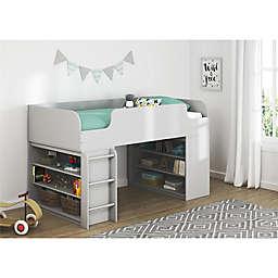 Ameriwood Home™ Elements Loft Bed Platform with Ladder