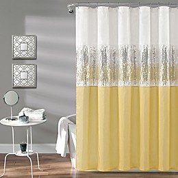 Lush Decor Night Sky Shower Curtain