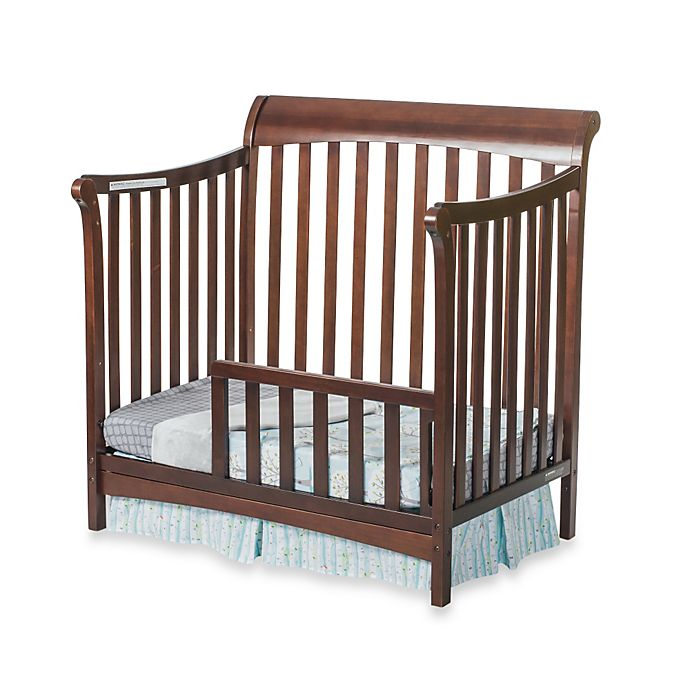 Alternate image 1 for Child Craft™ Coventry Toddler Guard Rails for Convertible Mini Cribs in Cherry