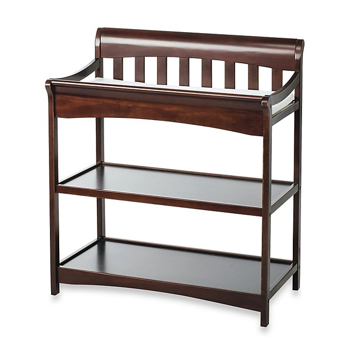 Child Craft Coventry Changing Table In Select Cherry