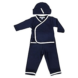 Sippy's Babes Take Me Home Set in Navy with White Trim