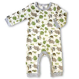 Modern Baby® Hanging Jungle Coverall in Eggshell